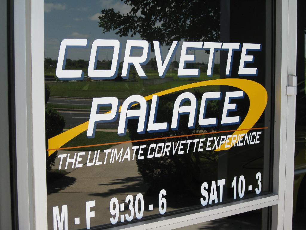 corvette palace