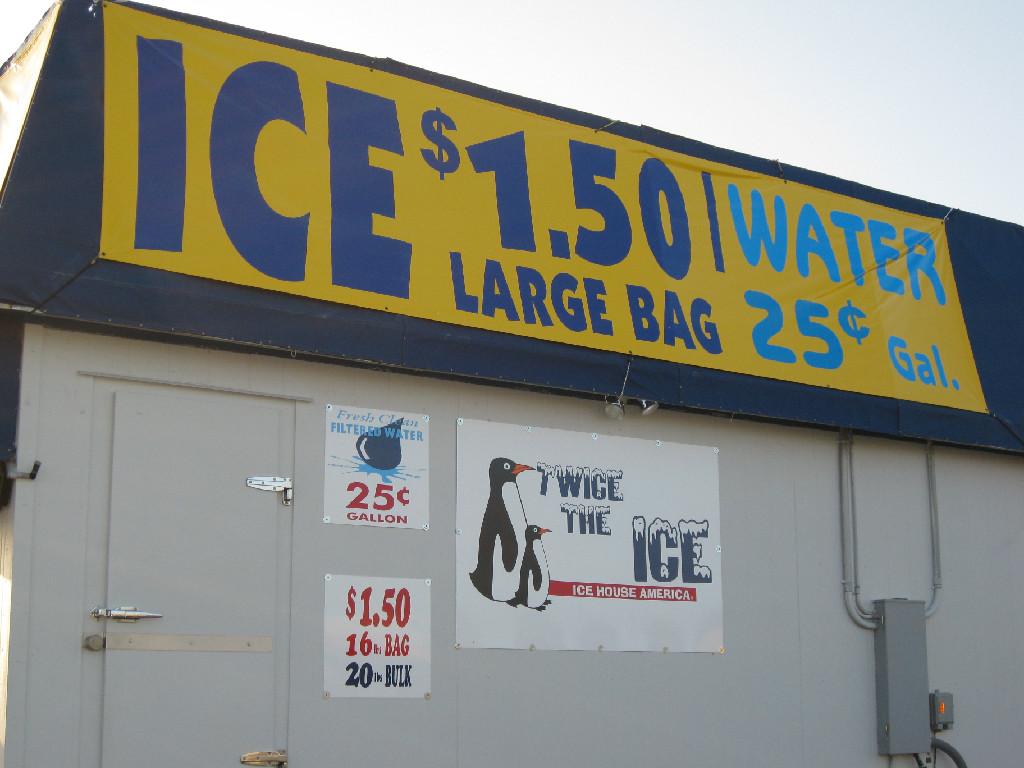 ice business