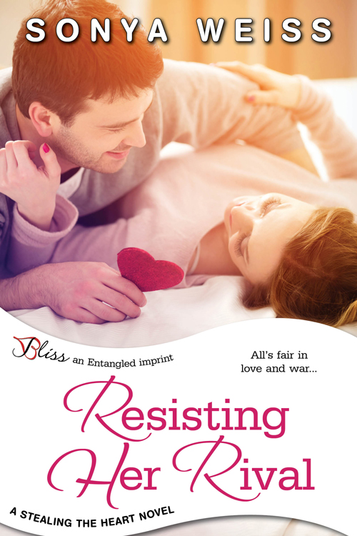 Cover of  Resisting Her Rival