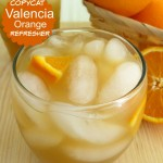 Valencia Orange Refresher
