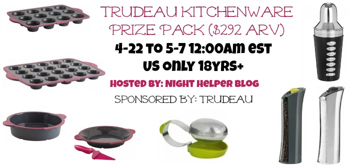 trudeau-kitcheware-prize-pack
