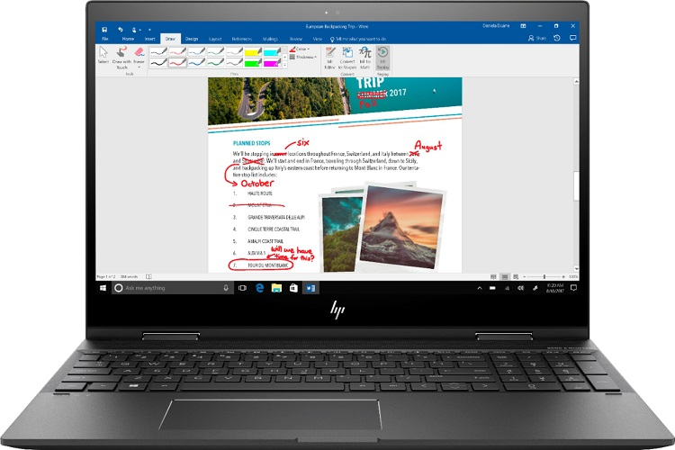 HP Envy x360 Laptop