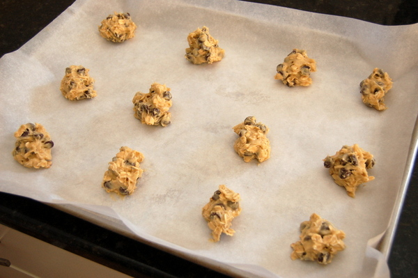 Favorite Chocolate Chip Oatmeal Cookies