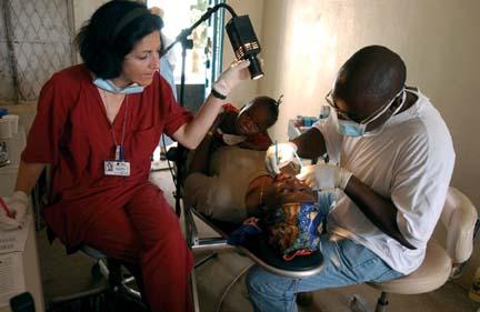Dental Mission in africa