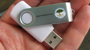 USB Drive that JGSGO receive