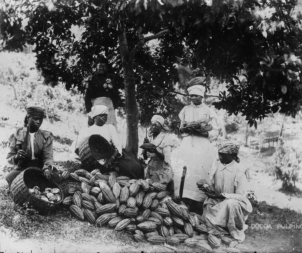 Jamaica before 1900 (30)