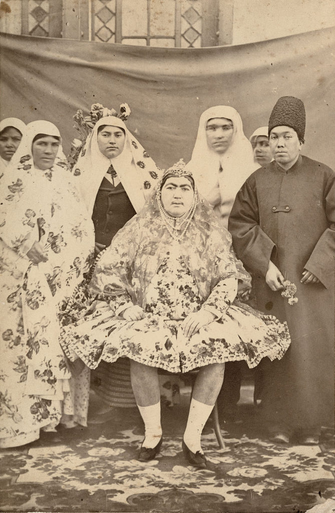 A story of Princess Qajar with Mustache: Men killed themselves for her!! 10