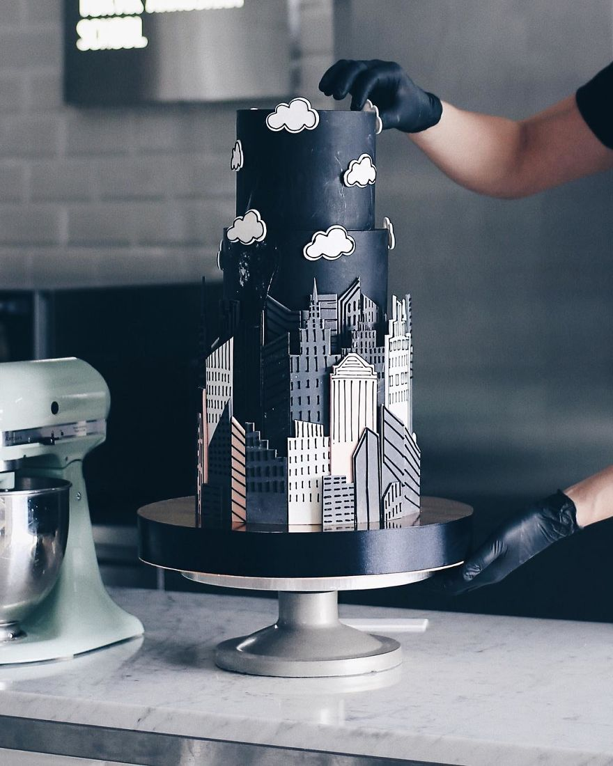 Luxurious Towering Cakes Look Like They Are Straight Out Of The Fairy Tale 21