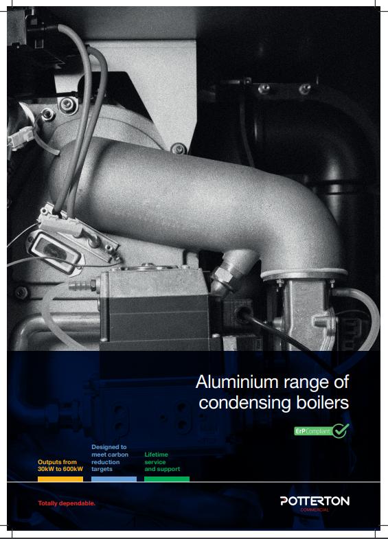 Potterton Aluminium Brochure