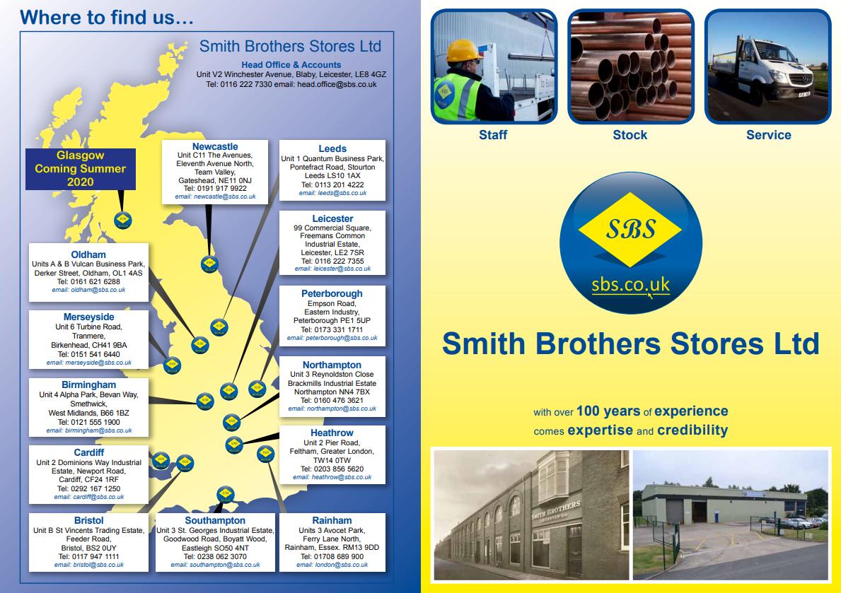 Overview Leaflet