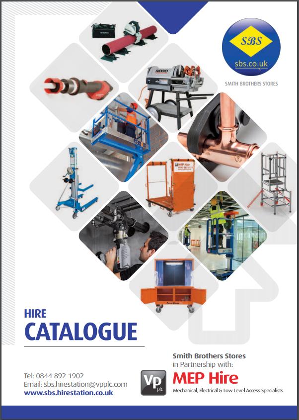 Tool Hire Brochure