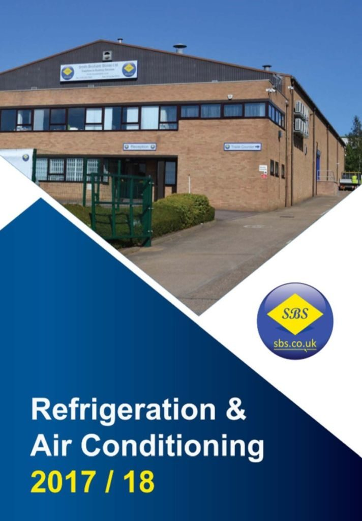 Refrigeration & Air Conditioning Brochure