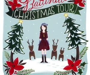 Francesca Battistelli Christmas Tour