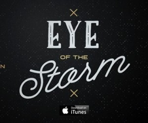 Lyric Video: Ryan Stevenson - Eye of the Storm