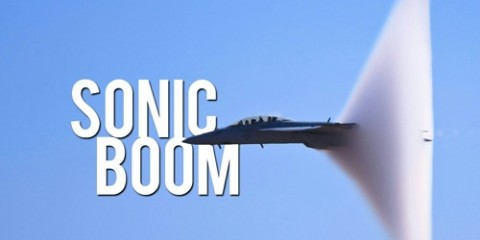 """Sean C. Johnson's """"Sonic Boom"""" asks """"How fast will you flee temptation?"""""""