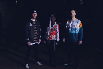 Twelve24 Drop #Vivalawldkdz Music Video