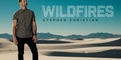 Stephen Christian Ignites Hearts to Worship with Wildfires