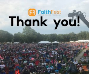 FaithFest NC Debut Draws Thousands - Finding Favour, Matthew West, Unspoken, Phil Wickham & More