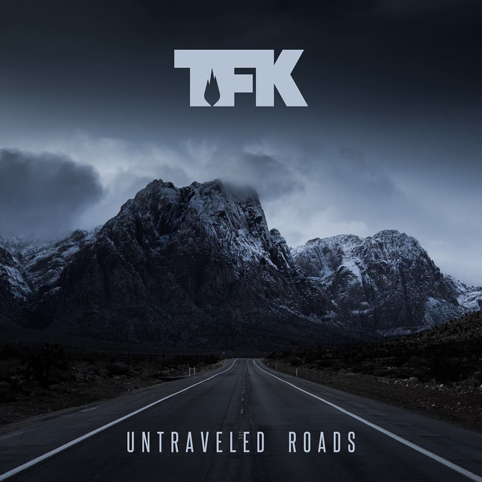 Thousand Foot Krutch Untraveled Roads Courtesy Call