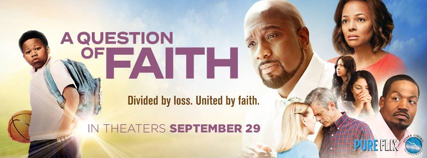 A Question of Faith Red Carpet Coverage