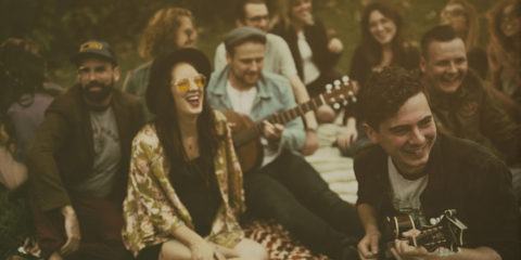 "Good News Rend Collective Drops Good News Today Giving Critics a ""Reason To Celebrate"" // Video: Rend Collective - Nailed to the Cross 