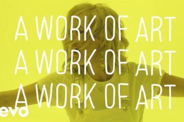 Video: Britt Nicole - Work of Art