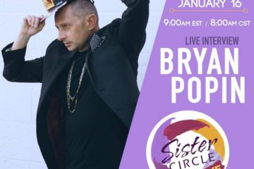 Bryan Popin To Appear on TV One's Sister Circle TOMORROW AT 9A/8C