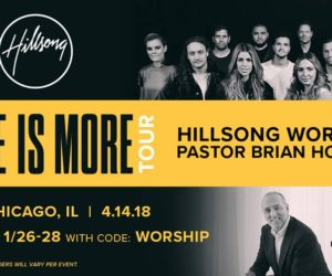 There Is More Tour Features Hillsong Worship & Pastor Brian Houston