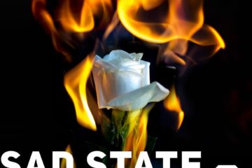 Fades Away Reveal Cover for Return Single SAD STATE OF AFFAIRS - Fades Away Release Sad State Of Affairs Lyric Video