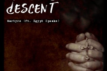Poetic Descent Premiere New Martyrs Song featuring Egypt Speaks
