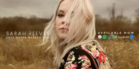 Sarah Reeves Releases Speechless Music Video & New Album