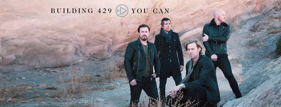 Building 429 Release You Can Single