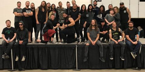 City Rockfest Wraps Springs Tour Showcasing Genre's Top Names