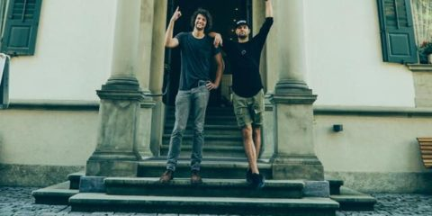 for KING & COUNTRY Release Joy One Shot Video