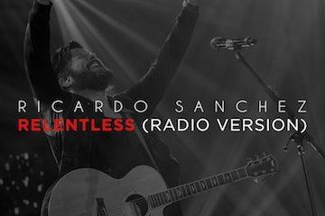 RICARDO SANCHEZ DROPS NEW SINGLE 'RELENTLESS'
