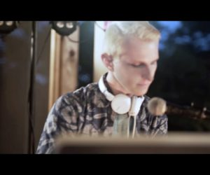 Matthew Parker Releases 'Never Giving Up On You' Music Video