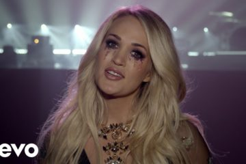 Carrie Underood Takes You Behind The Scenes of the Cry Pretty Video