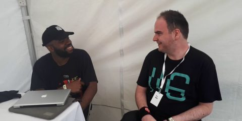 A Chat With S.O. At Big Church Day Out 2018
