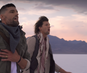 for KING & COUNTRY's new amen video is a work of art