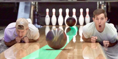 Dude Perfect Strike Again With Bowling Trick Shots 2