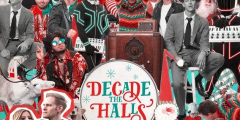 Tenth Avenue North Announces DECADE THE HALLS TOUR 2018
