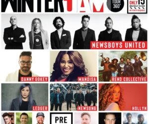 Newsboys United to Headline Stacked Lineup For Winter Jam 2019
