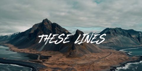 Lyric Video - I Am The Storm - These Lines