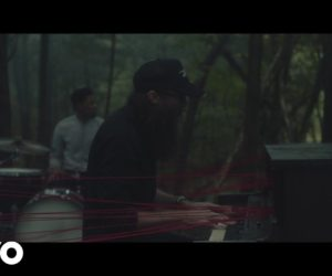 Video: Crowder - Red Letters - I Know a Ghost Album Out 11/9