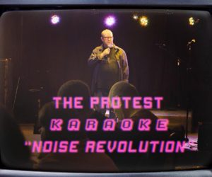 The Protest Take Themselves Too Seriously In New Noise Revolution Video