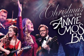 UP Faith & Family Offers Stream of Annie Moses Band Christmas Special Available Now