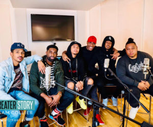 A Greater Story with Sam Collier sits down with Tedashii, 1k Phew, Whatuprg & Reach Executives to chat The Gift