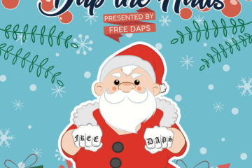 FREE DAPS Release Dap The Halls Christmas EP