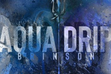 Brinson releases Aquadrip themed single in sync with DC Comics film