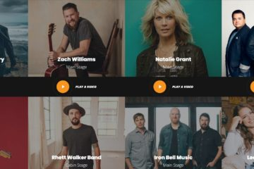 FaithFest NC 2019 Lineup Announced - for KING & COUNTRY, Zach Williams, Natalie Grant & More